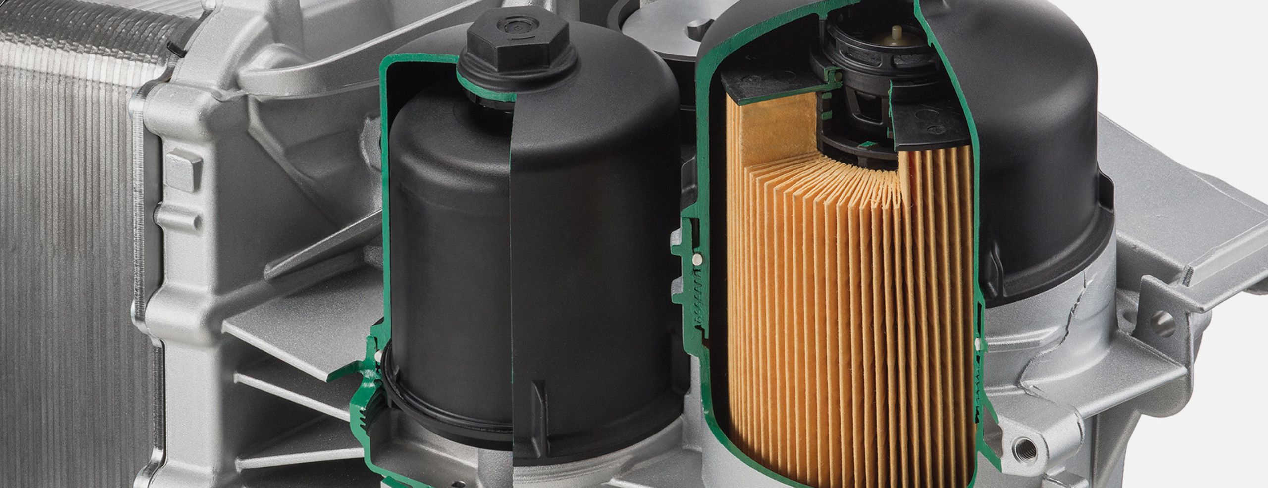 Compact Fuel Filter Module Integrates A Variety Of Functions Mann Drain Plug Efficient Oil Numerous