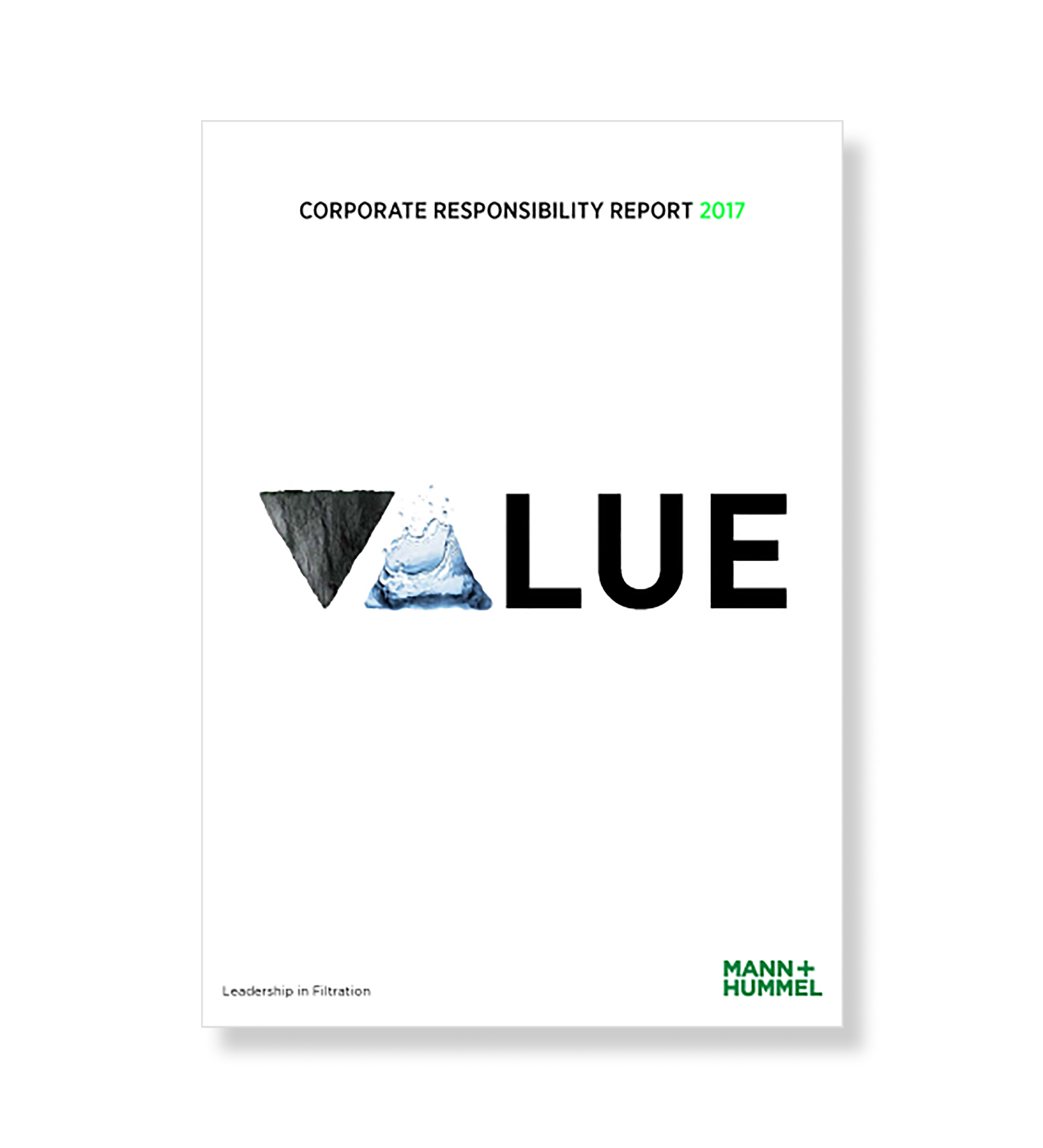 The MANN+HUMMEL Corporate Responsibility Report
